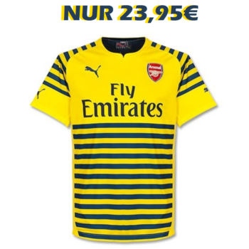 Arsenal London Trikot
